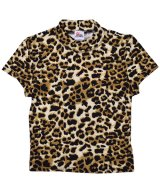MADD LOUNGE / マッドラウンジ - LEOPARD MOCK NECK TEE (LEOPARD)<img class='new_mark_img2' src='//img.shop-pro.jp/img/new/icons2.gif' style='border:none;display:inline;margin:0px;padding:0px;width:auto;' />