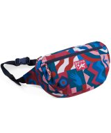 BY PARRA / バイパラ - GRAB THE FLAG PATTERN WAIST BAG (MULTI)<img class='new_mark_img2' src='//img.shop-pro.jp/img/new/icons2.gif' style='border:none;display:inline;margin:0px;padding:0px;width:auto;' />