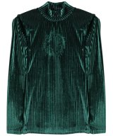VENOM® / ヴェノム - VELVET STRIPE TURTLE NECK (PHILOPON)<img class='new_mark_img2' src='//img.shop-pro.jp/img/new/icons55.gif' style='border:none;display:inline;margin:0px;padding:0px;width:auto;' />