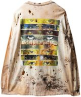 MADD LOUNGE / マッドラウンジ - SAMSARA L/S T-SHIRT (2045 VERSION) (DESERT)<img class='new_mark_img2' src='//img.shop-pro.jp/img/new/icons2.gif' style='border:none;display:inline;margin:0px;padding:0px;width:auto;' />