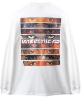 MADD LOUNGE / マッドラウンジ - SAMSARA L/S T-SHIRT (2020 VERSION) (WHITE)<img class='new_mark_img2' src='//img.shop-pro.jp/img/new/icons2.gif' style='border:none;display:inline;margin:0px;padding:0px;width:auto;' />