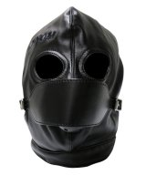 VENOM® / ヴェノム - PU LEATHER HELMET (BLACK) 50%OFF<img class='new_mark_img2' src='https://img.shop-pro.jp/img/new/icons16.gif' style='border:none;display:inline;margin:0px;padding:0px;width:auto;' />