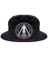 MADD LOUNGE / マッドラウンジ - 42 BUCKET HAT (BLACK)