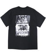 ANTITHESIS. / アンチテーゼ. -  FTP (fuck the puppet government) T-SHIRT (BLACK)