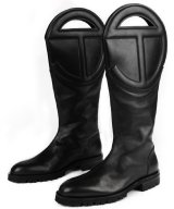TELFAR / テルファー - HIGH BOOT (BLACK)<img class='new_mark_img2' src='https://img.shop-pro.jp/img/new/icons2.gif' style='border:none;display:inline;margin:0px;padding:0px;width:auto;' />