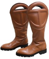 TELFAR / テルファー - HIGH BOOT (BROWN)<img class='new_mark_img2' src='https://img.shop-pro.jp/img/new/icons2.gif' style='border:none;display:inline;margin:0px;padding:0px;width:auto;' />