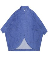 69 / シックスティーナイン - BALLON COAT (MEDIUM LIGHT WASH)<img class='new_mark_img2' src='https://img.shop-pro.jp/img/new/icons2.gif' style='border:none;display:inline;margin:0px;padding:0px;width:auto;' />