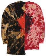 VENOM® / ヴェノム - DUALISM THERMAL L/S T-SHIRT (RED/BLACK)