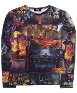 GKA / ジーケーエー - AMETHYST FANTASY TOP LS TEE (COLOR)<img class='new_mark_img2' src='https://img.shop-pro.jp/img/new/icons2.gif' style='border:none;display:inline;margin:0px;padding:0px;width:auto;' />