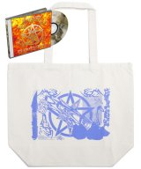 G'RIE'N MONSTER / グリエンモンスター - CHIDI CHANGE MIX CD + TOTE BAG (NATURAL)