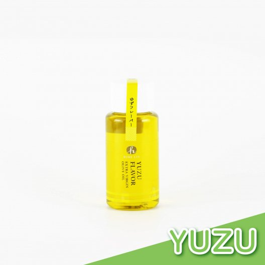 ユズフレーバー HIME-LIAエクストラバージンオリーブオイル【無添加・常温】 30g