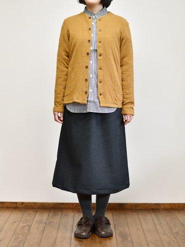 seasew. フランネルAラインスカート_1