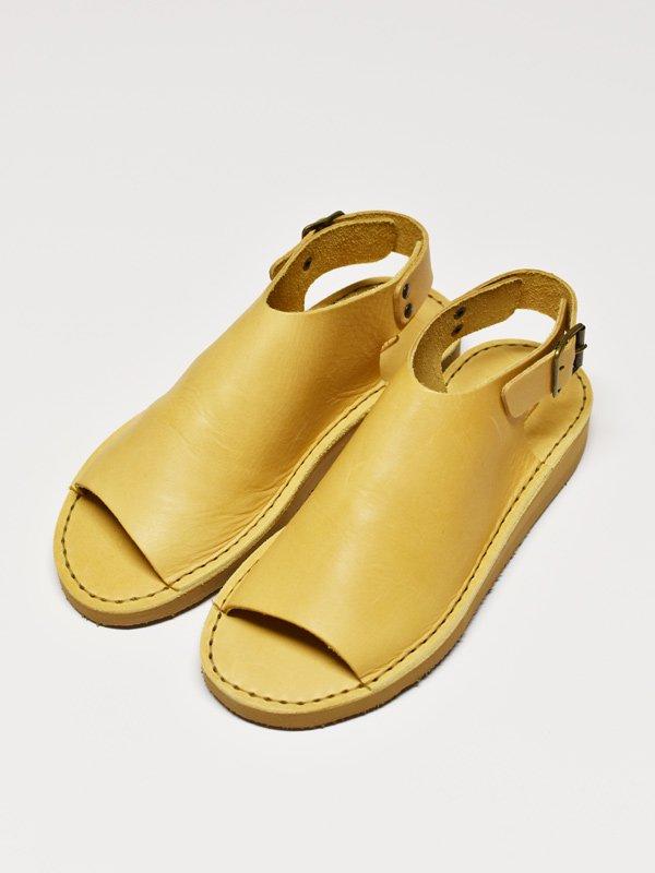 Fracap  Vegetable Tanning Leather Sandals