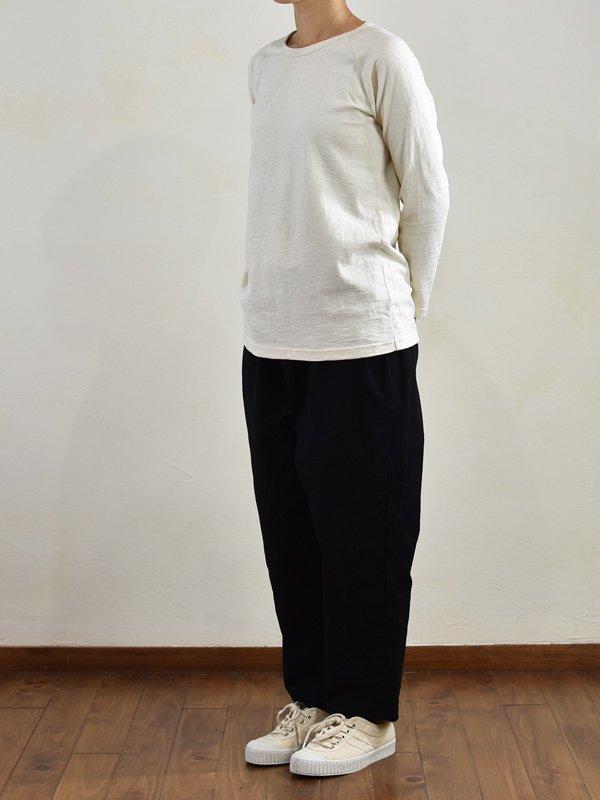 seasew. コットンキャンバスワッシャーイージーパンツ(85)
