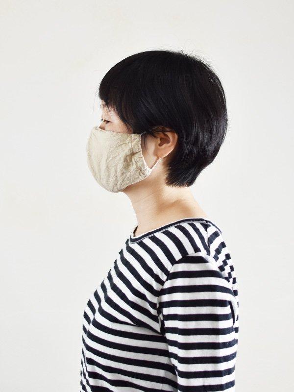 【予約受付】ノーズワイヤー付き布マスク3枚セット