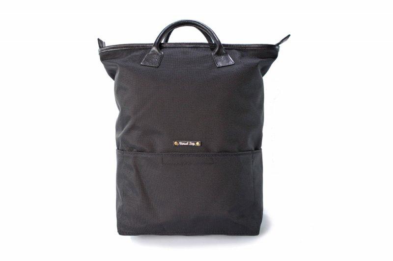 Backpac バリスティック ブラック( L )
