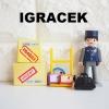 チェコ版プレイモービル IGRACEK / イグラーチェック