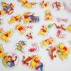 <日本未発売> Disney / ディズニー フレークシール くまのプーさん 50枚