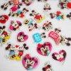 <日本未発売> Disney / ディズニー フレークシール ミッキー&ミニー 50枚
