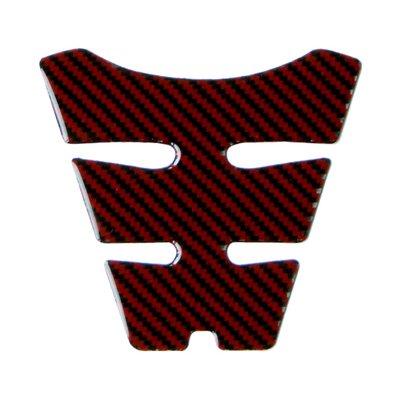 【限定生産】 CRTP55  カラーカーボン・タンクパッド 135x130mm(各車共通)