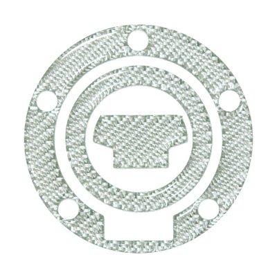 GST02/2 グラスファイバータンクキャップカバー YAMAHA 5穴用