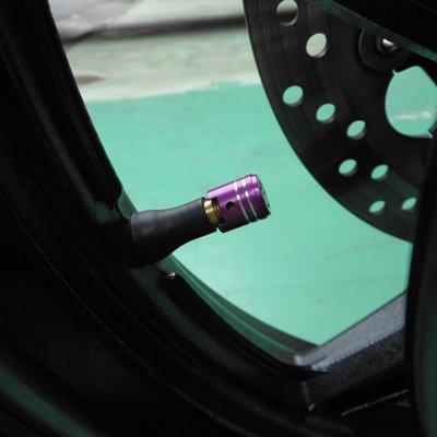 DBV753 エアバルブキャップ スマイルマーク 2個セット その2