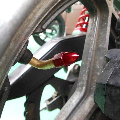 DBV757 エアバルブキャップ テーパーヘッド 2個セット その3