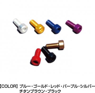 DBT001/2 タンクキャップ・ボルトKIT HONDA 9本用