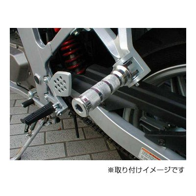 NNR441 NRタンデムステップペグ KAWASAKI用 その3