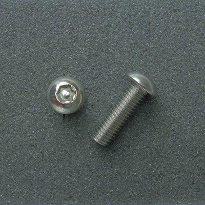 DBX8025 TRXボルト ボタンタイプ(2本入) M8x25mm ピッチ1.25mm/304ステンレス