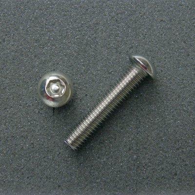 DBX8040 TRXボルト ボタンタイプ(2本入) M8x40mm ピッチ1.25mm/304ステンレス