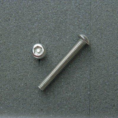 DBX6040 TRXボルト ボタンタイプ(2本入) M6x40mm ピッチ1.0mm/304ステンレス