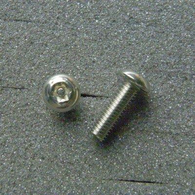 DBX5016 TRXボルト ボタンタイプ(2本入) M5x16mm ピッチ0.8mm/304ステンレス