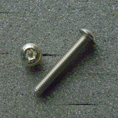 DBX5030 TRXボルト ボタンタイプ(2本入) M5x30mm ピッチ0.8mm/304ステンレス