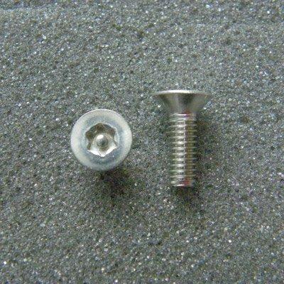 DBX4012 TRXボルト サラタイプ(2本入)マスターシリンダーキャップ用 M4x12mm P0.7mm/304ステンレス