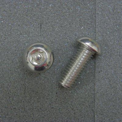 DBX1025 TRXボルト ボタンタイプ(2本入) M10x25mm ピッチ1.5mm/304ステンレス