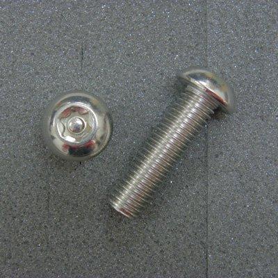 DBX1035 TRXボルト ボタンタイプ(2本入) M10x35mm ピッチ1.5mm/304ステンレス