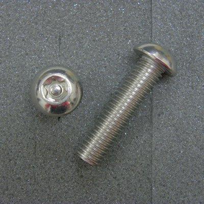 DBX1040 TRXボルト ボタンタイプ(2本入) M10x40mm ピッチ1.5mm/304ステンレス
