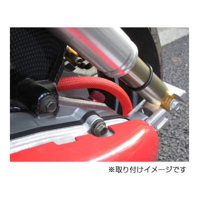 CW132 カラー・メッシュプロテクター φ13mm×2000mm その3