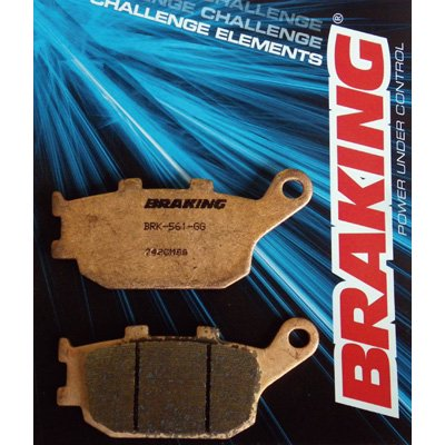 782CM55 BREAKING(ブレーキング) ブレーキパット シンタードメタル その2