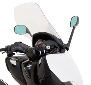 ミラーカラー 左右セット:T-MAX500('08〜'12) その2