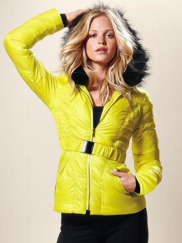 Victoria's Secret ヴィクトリアズ・シークレット The Angel Puffer bright Citrine
