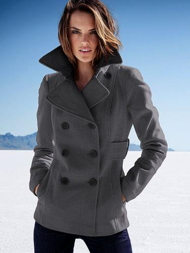 Victoria's Secret ヴィクトリアズ・シークレット VS Peacoat Charcoal Heather