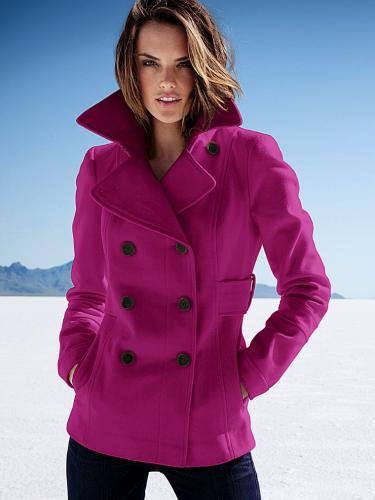 Victoria's Secret ヴィクトリアズ・シークレット VS Peacoat pink Thrill