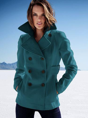 Victoria's Secret ヴィクトリアズ・シークレット VS Peacoat Moroccan Teal