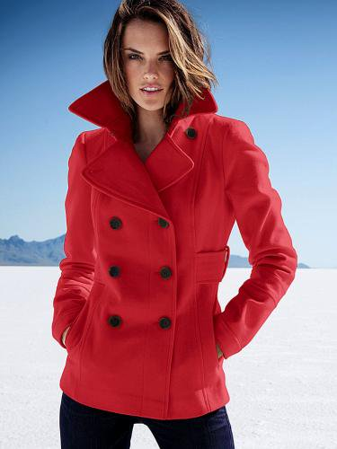 Victoria's Secret ヴィクトリアズ・シークレット VS Peacoat Showstopper Red