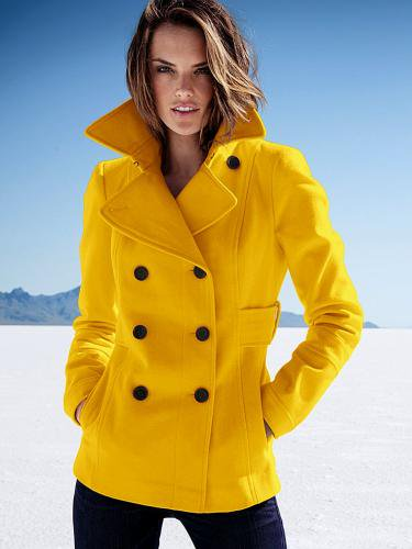 Victoria's Secret ヴィクトリアズ・シークレット VS Peacoat Sunspark Yellow