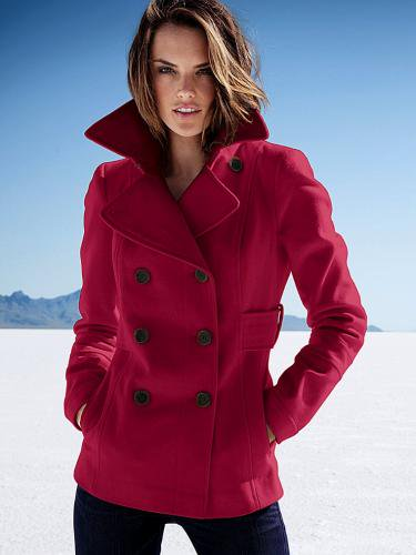 Victoria's Secret ヴィクトリアズ・シークレット VS Peacoat Rojo Red