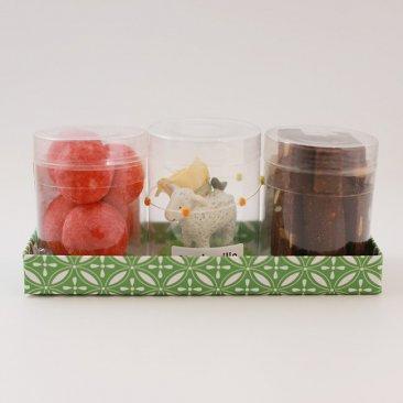 【母の日】*ミラクル焼き菓子と可愛いお花のオブジェ*