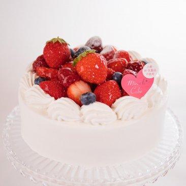 【5号】【苺】ミラクル*ホワイト